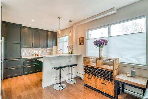 Townhouse for sale at 2115 35 Ave Southwest Unit A Calgary Alberta - MLS: C4239228