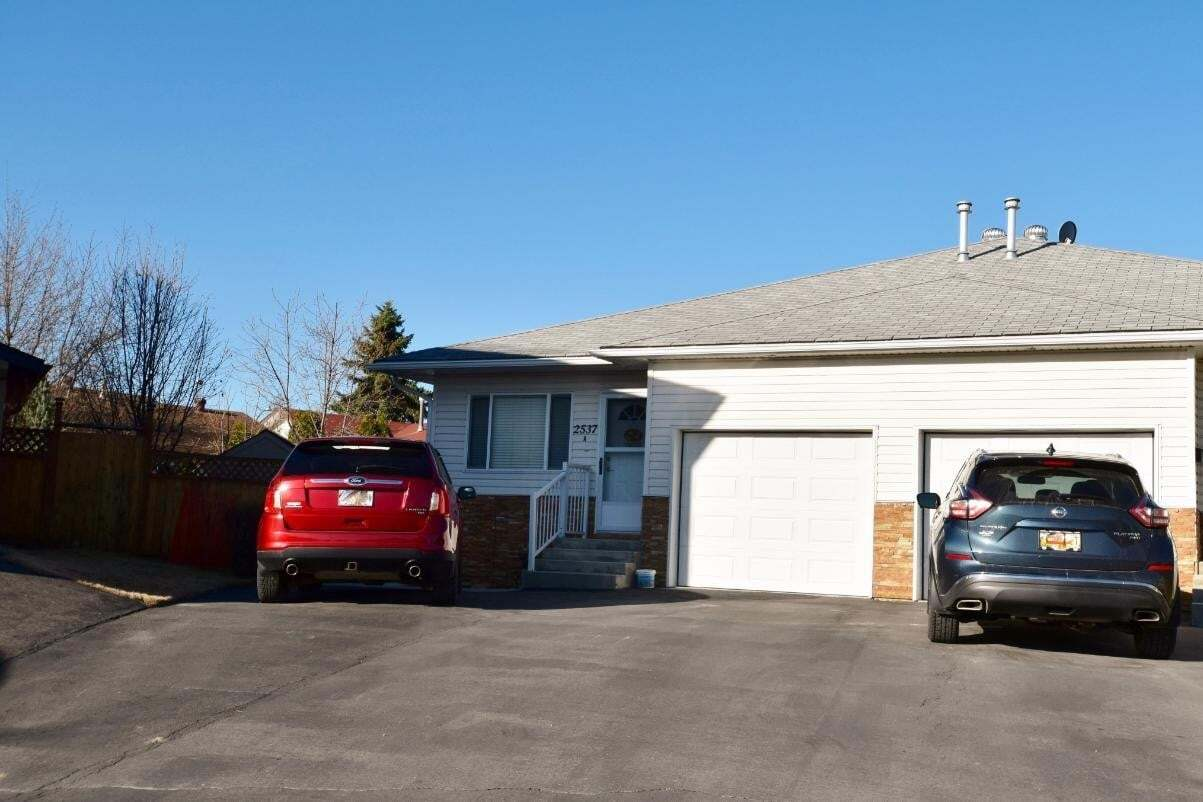 Townhouse for sale at 2537 Mcleary Crescent  Unit A Cranbrook British Columbia - MLS: 2451557