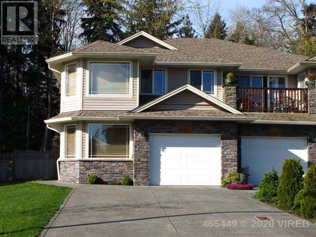 Townhouse for sale at  Tater Pl Unit A-2683 Courtenay British Columbia - MLS: 465449
