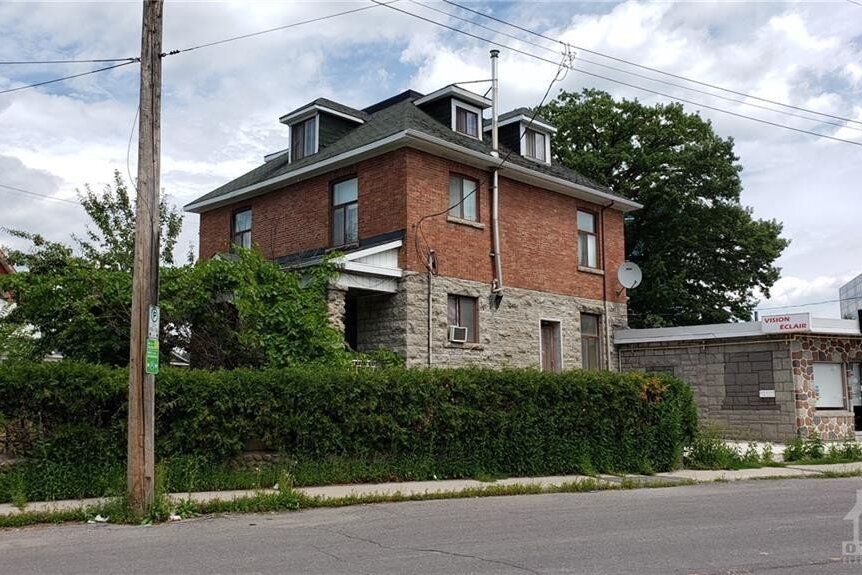 Townhouse for sale at 337 Montgomery St Unit A Ottawa Ontario - MLS: 1202889