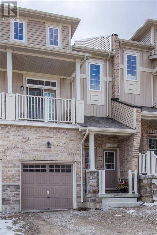 Townhouse for sale at 397 Westwood Dr Unit A Kitchener Ontario - MLS: 30800134