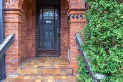 House for rent at 445 Manning Ave Unit A Toronto Ontario - MLS: C4918498
