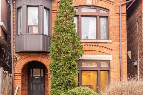 House for rent at 445 Manning Ave Unit A Toronto Ontario - MLS: C4695302
