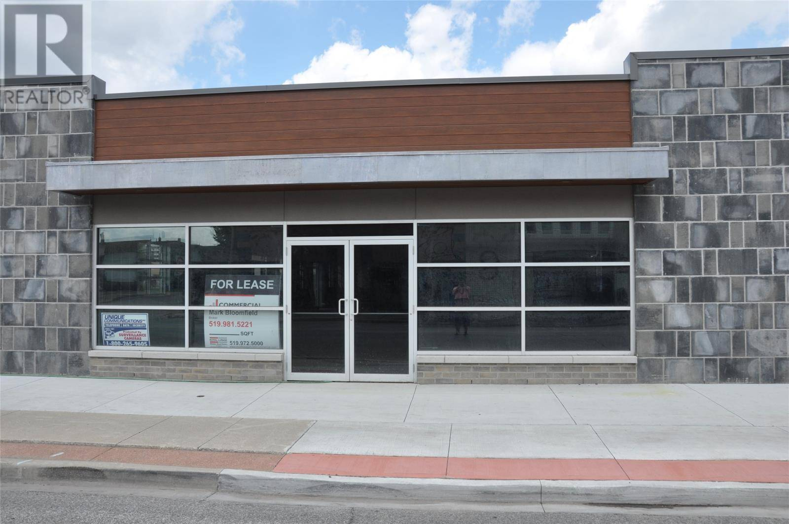 Commercial property for lease at 460 Erie St East Apartment A Windsor Ontario - MLS: 19023777