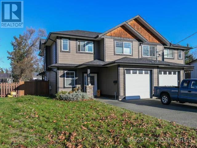 Townhouse for sale at  Macintyre Ave Unit A-4684 Courtenay British Columbia - MLS: 465237