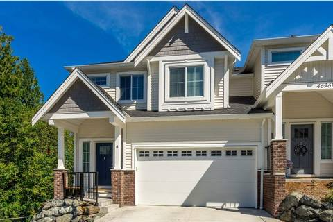 Townhouse for sale at 46969 Russell Rd Unit A Chilliwack British Columbia - MLS: R2439098