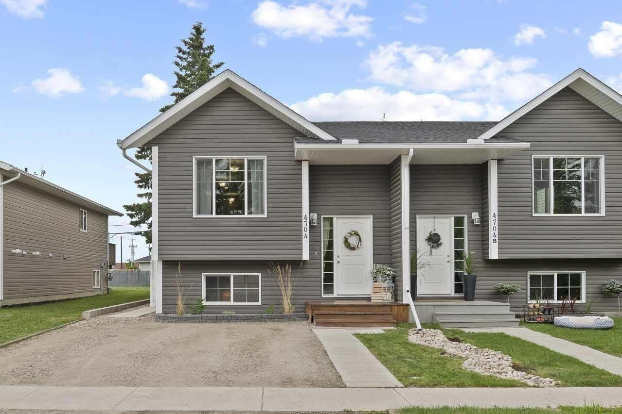 Townhouse for sale at 4704 48 St Unit A Cold Lake Alberta - MLS: E4204768