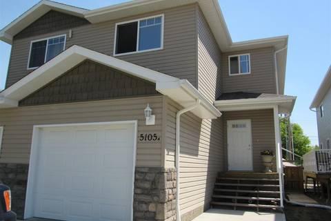 Townhouse for sale at 5105 55 St Unit #A Barrhead Alberta - MLS: E4097167