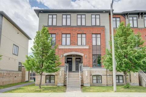 Condo for sale at 575 Chapman Mills Dr Unit A Ottawa Ontario - MLS: 1193179