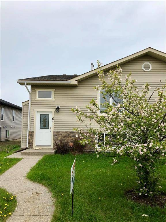 Townhouse for sale at 6 Sierra Dr Unit A Olds Alberta - MLS: C4229305