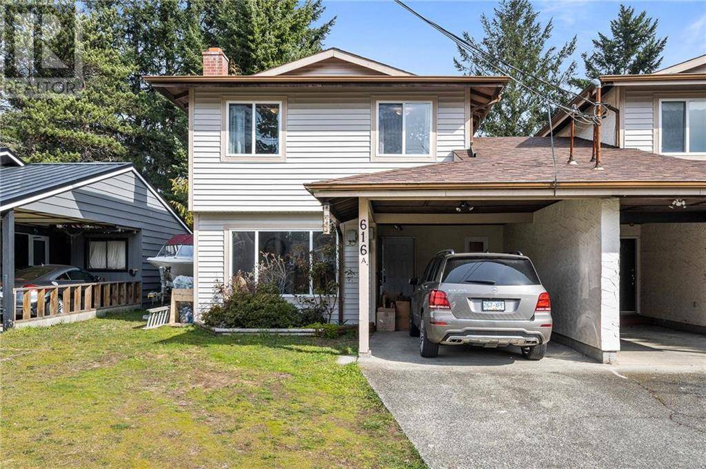 Townhouse for sale at  Evans Dr Unit A-616 Victoria British Columbia - MLS: 423541