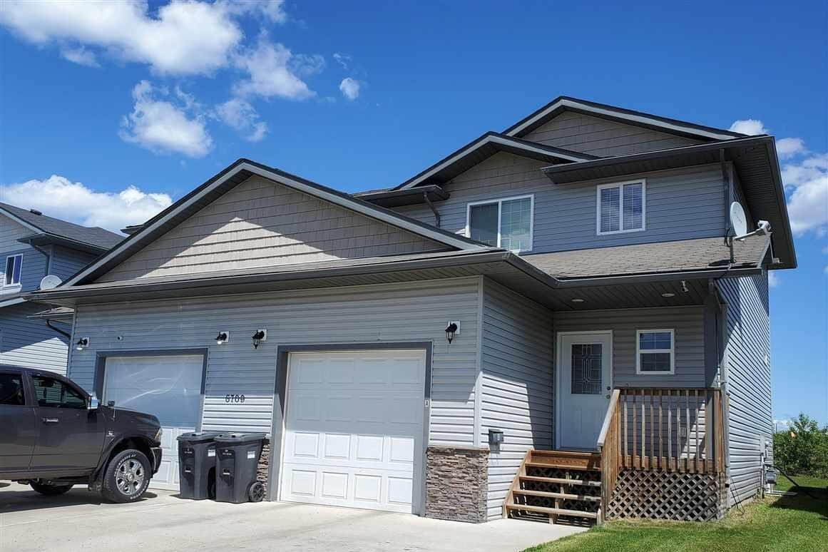 Townhouse for sale at 6709 47 St Unit A Cold Lake Alberta - MLS: E4189644