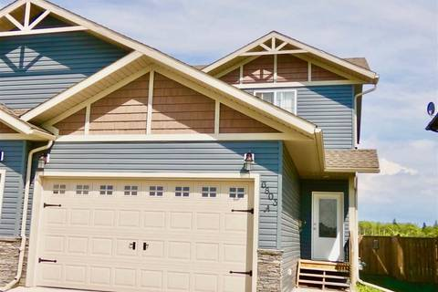 Townhouse for sale at 6803 47 St Unit A Cold Lake Alberta - MLS: E4154351