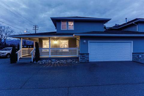 Townhouse for sale at 7374 Evans Rd Unit A Chilliwack British Columbia - MLS: R2443348