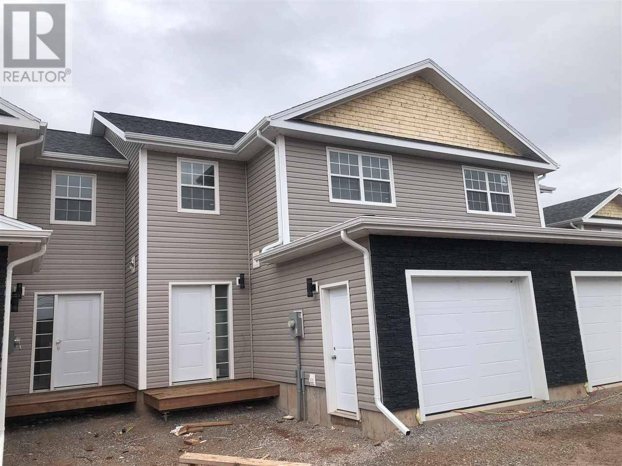 Townhouse for sale at 74 Macwilliams Rd Unit A East Royalty Prince Edward Island - MLS: 201916410