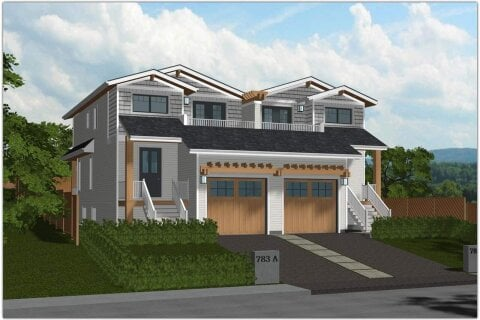 Townhouse for sale at 783 Cascade Cres Unit A Gibsons British Columbia - MLS: R2512146
