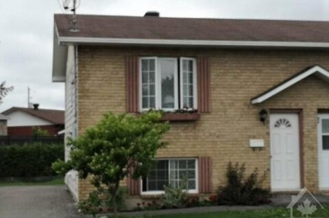 House for sale at 8 Gauthier St Unit A St Isidore Ontario - MLS: 1218030