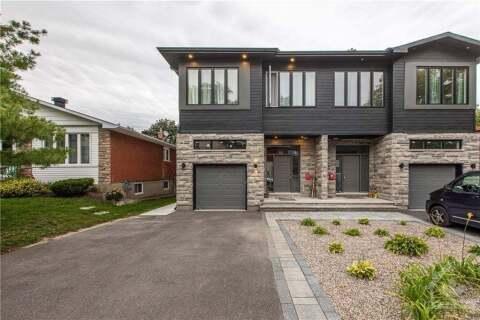 Townhouse for sale at 865 Tavistock Rd Unit A Ottawa Ontario - MLS: 1211028