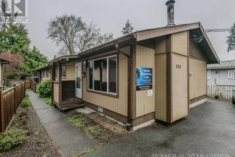 Townhouse for sale at  A & B-806 Rd Nanaimo British Columbia - MLS: 453458