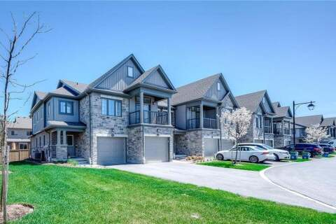 Townhouse for sale at 145 South Creek Dr Unit A1 Kitchener Ontario - MLS: 30808526