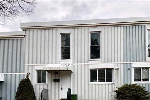 Townhouse for rent at 25 Britten Cs N Unit A10 Hamilton Ontario - MLS: H4078654