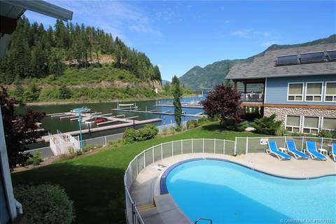 Condo for sale at 1118 Riverside Ave Unit #A103 Sicamous British Columbia - MLS: 10171975
