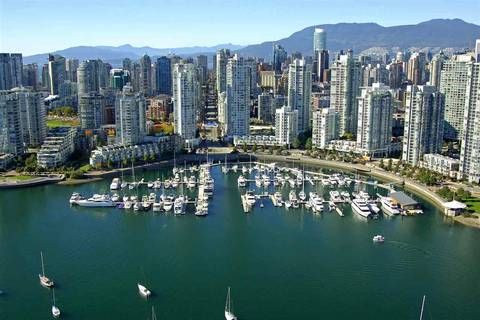Residential property for sale at 1088 Marinaside Cres Unit A12 Vancouver British Columbia - MLS: R2384154