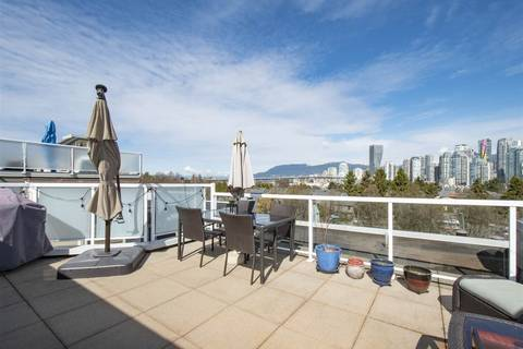 Townhouse for sale at 1100 6th Ave W Unit A2 Vancouver British Columbia - MLS: R2361487