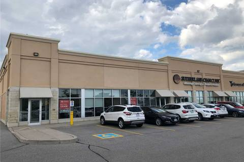 Commercial property for lease at 20 Vogell Rd Apartment A2 Richmond Hill Ontario - MLS: N4616604