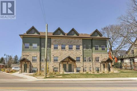 Townhouse for sale at 112 Union St East Unit A204 Waterloo Ontario - MLS: 30744678
