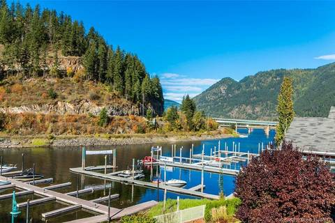Condo for sale at 1118 Riverside Ave Unit #A206 Sicamous British Columbia - MLS: 10176122