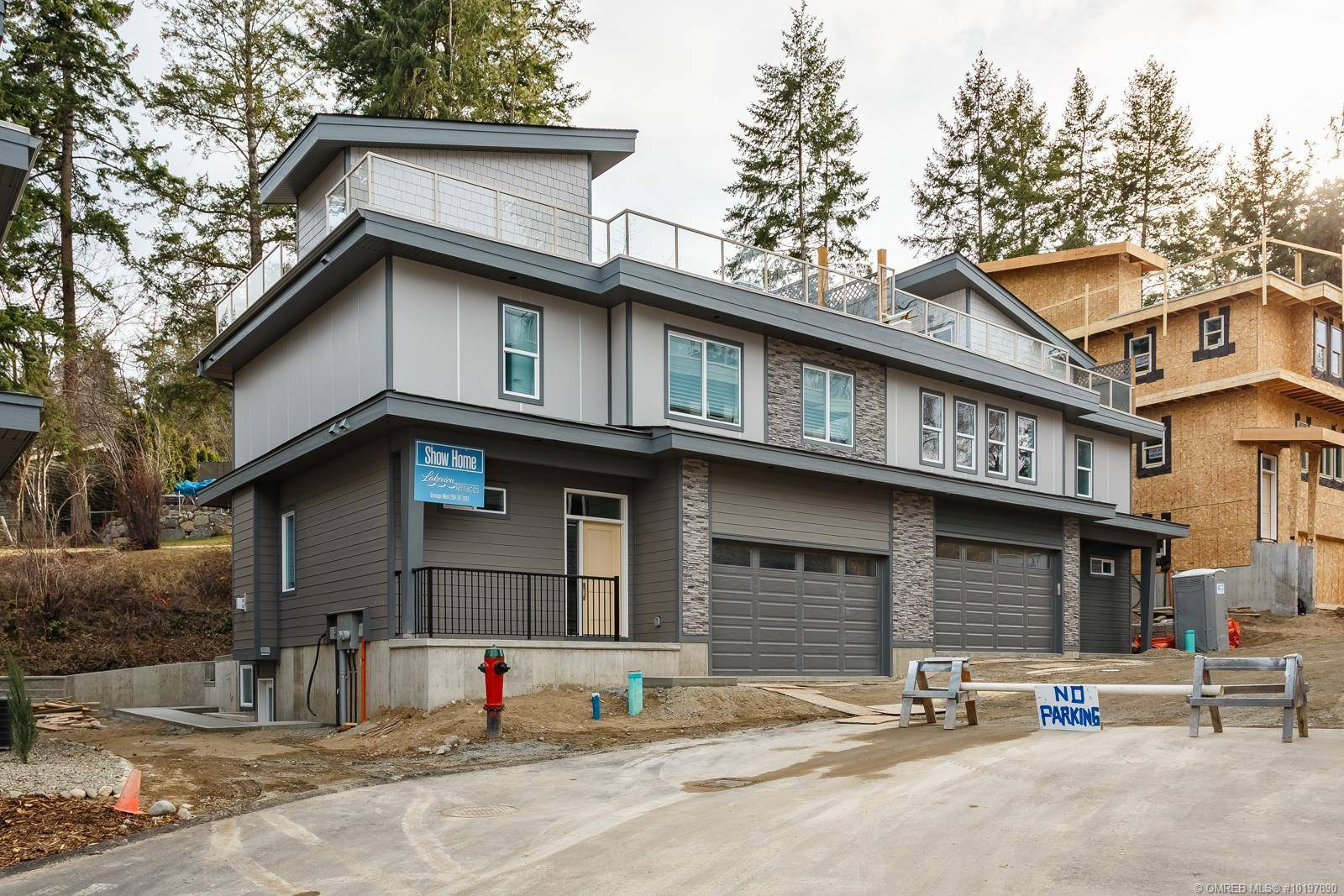 Townhouse for sale at 2893 Robinson Rd Unit #A3b Lake Country British Columbia - MLS: 10197890