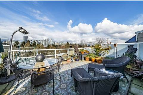 Townhouse for sale at 1100 West 6th Ave West Unit A4 Vancouver British Columbia - MLS: R2358007