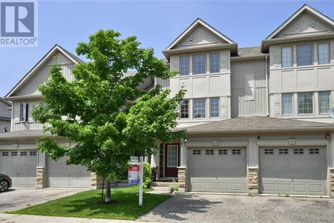 Townhouse for sale at 175 David Bergey Dr Unit A6 Kitchener Ontario - MLS: 30751108