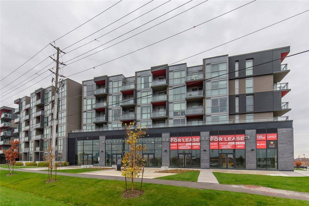 Condo for sale at 5230 Dundas St Unit A604 Burlington Ontario - MLS: H4072032