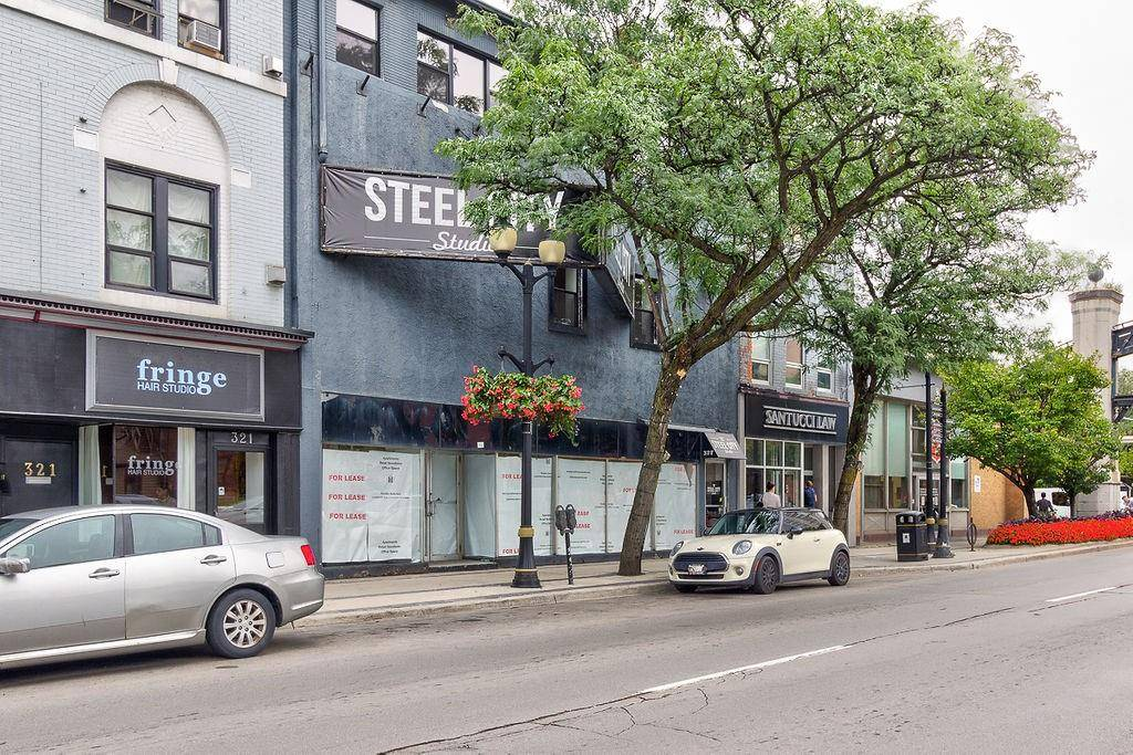 Commercial property for lease at 323 King St E Apartment A&B Hamilton Ontario - MLS: H4075941