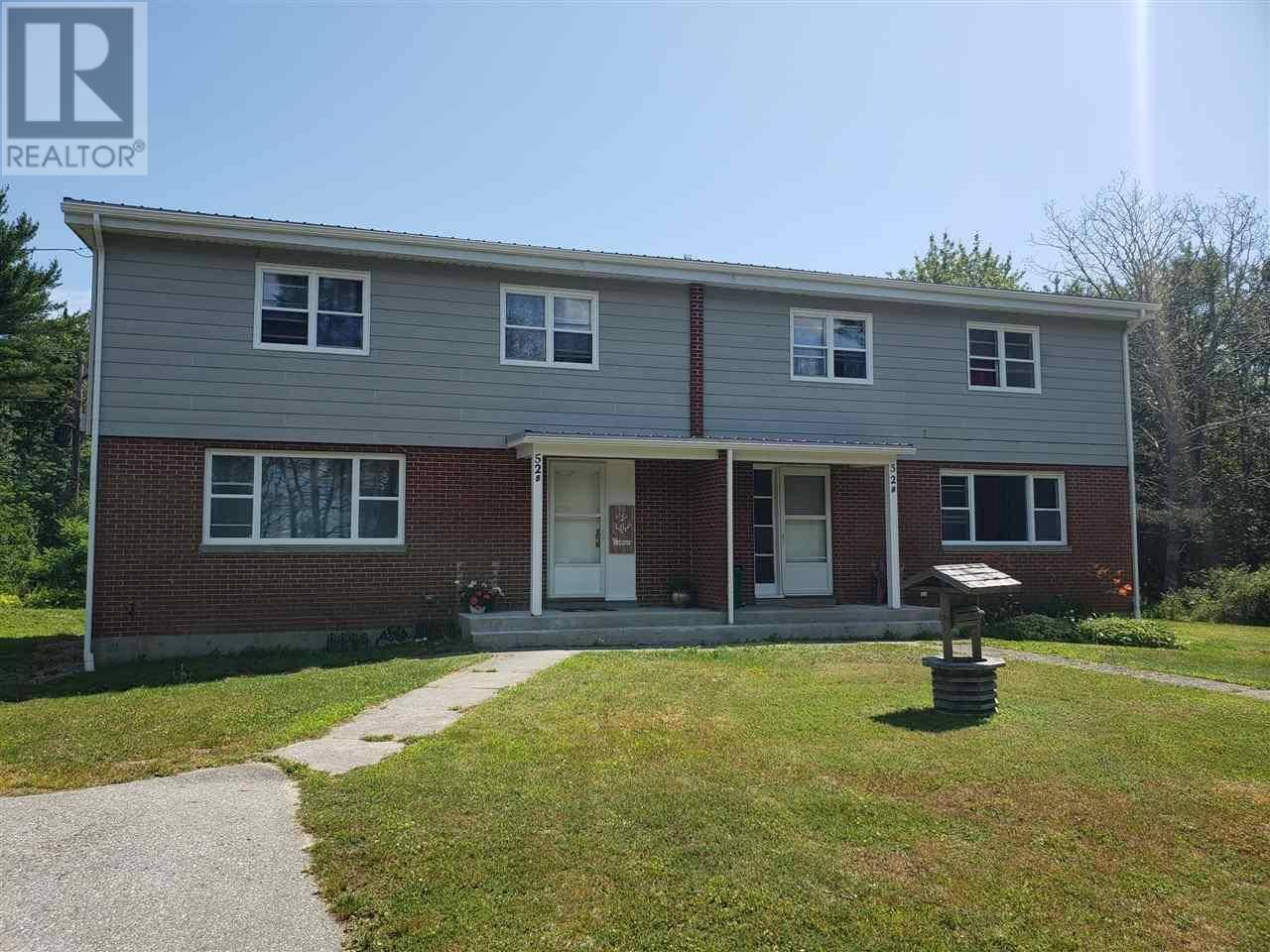 Townhouse for sale at 52 Mayflower Rd Unit A&B Sandy Point Nova Scotia - MLS: 201917498