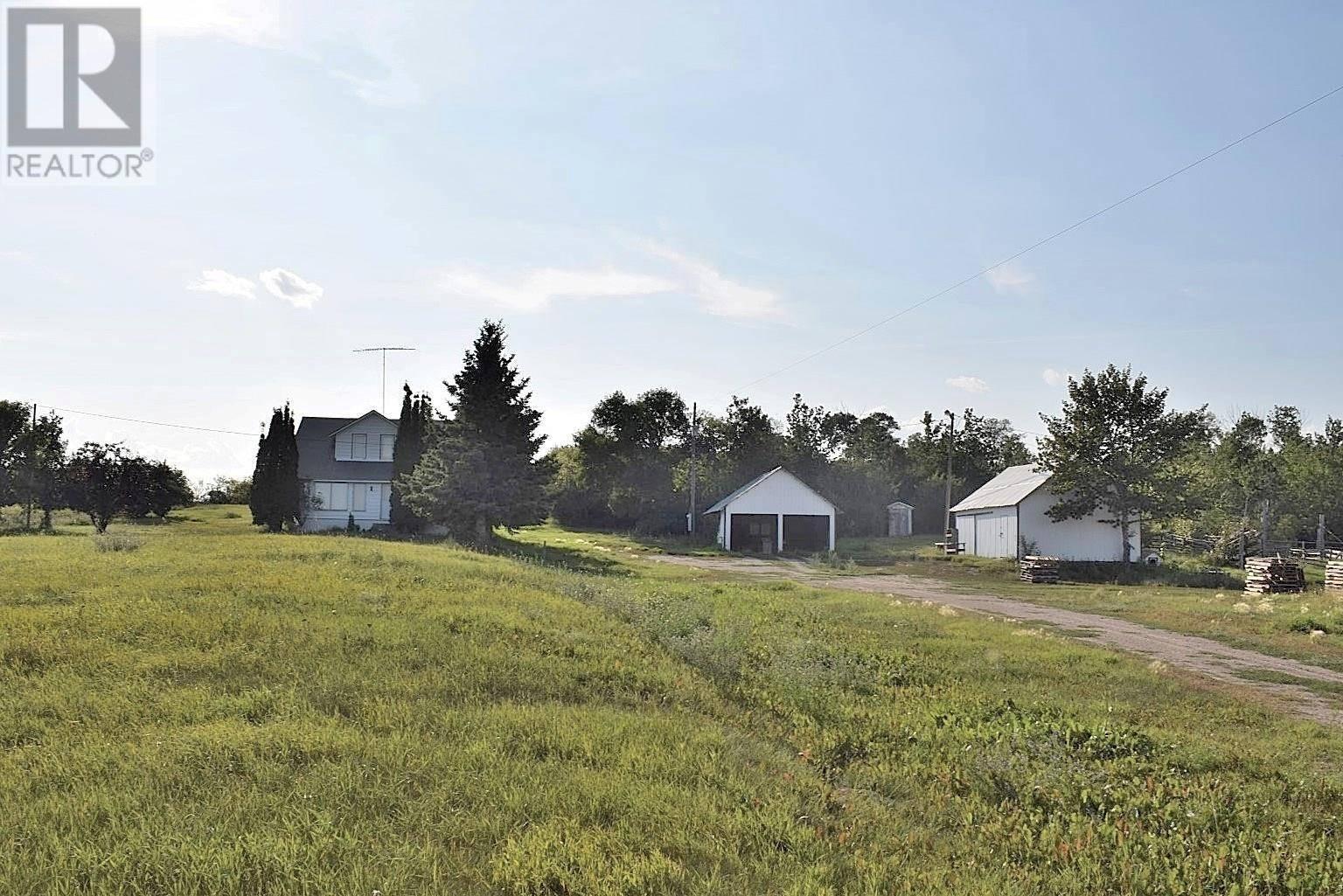 House for sale at  12.54 Acres Unit Acreage Shellbrook Rm No. 493 Saskatchewan - MLS: SK804418