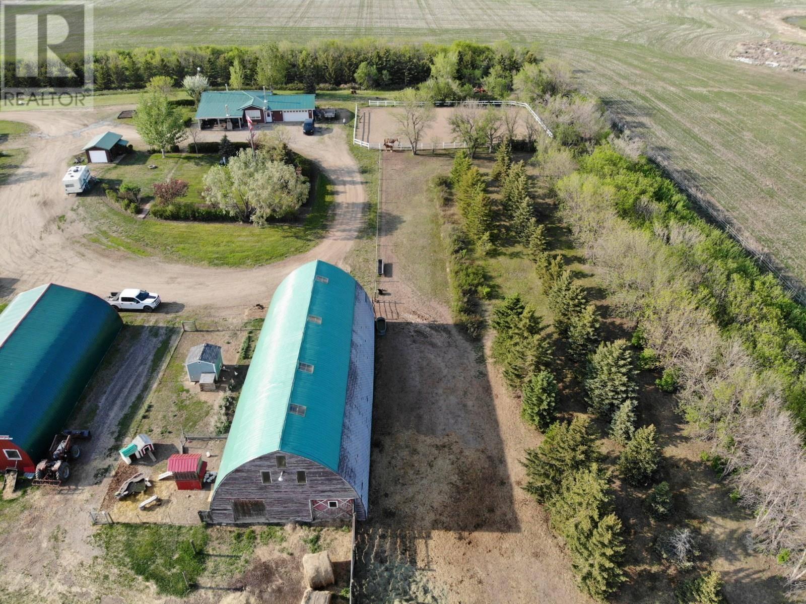 House for sale at  14.5 Acres Unit Acreage Estevan Rm No. 5 Saskatchewan - MLS: SK796077
