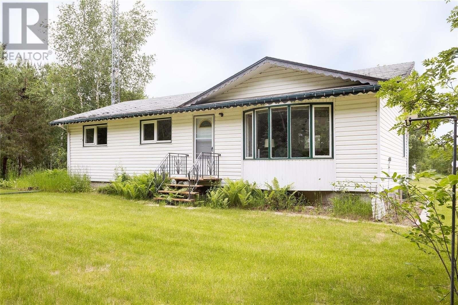 House for sale at Acreage, Honeymoon Rd Buckland Rm No. 491 Saskatchewan - MLS: SK814649