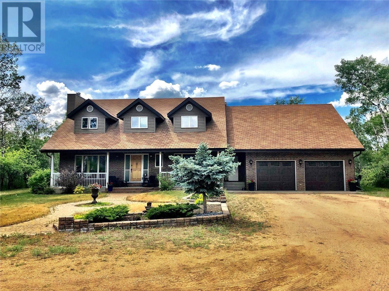 House for sale at  Mitchell Rd Unit Acreage Battle River Rm No. 438 Saskatchewan - MLS: SK776836