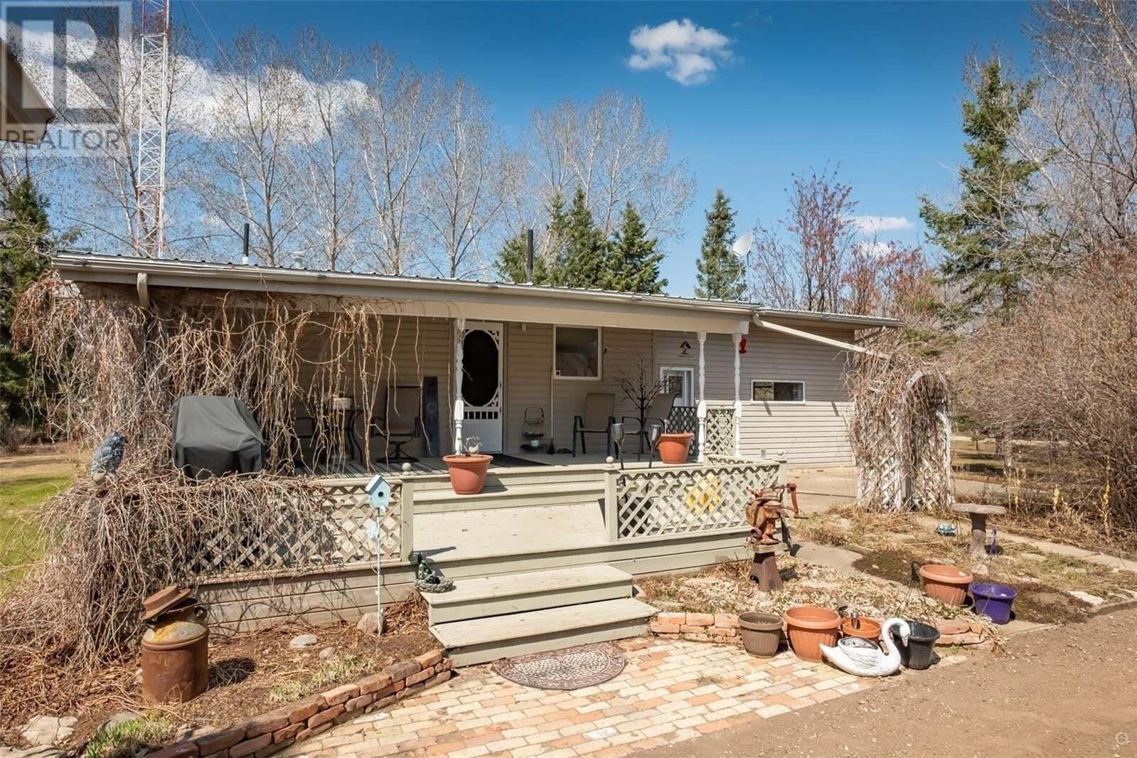 House for sale at Acreage, Poplar Rd Buckland Rm No. 491 Saskatchewan - MLS: SK808809