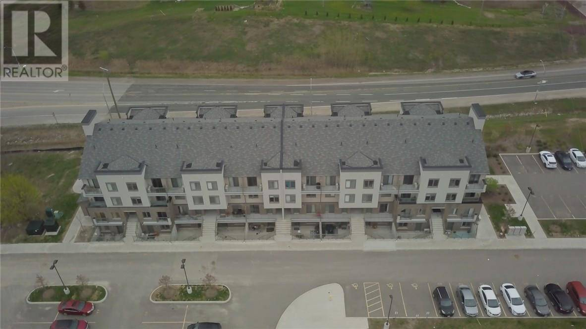 Townhouse for sale at 350 Fisher Mills Rd Unit Ainsley-1 Cambridge Ontario - MLS: 30735424