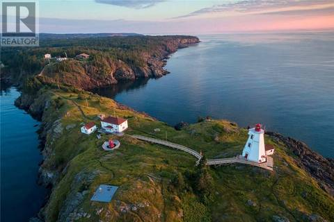 Residential property for sale at  Airport Rd Grand Manan New Brunswick - MLS: NB018380