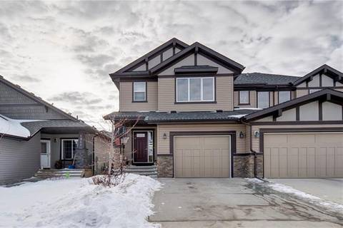 Townhouse for sale at 1913 Baywater Alley Southwest Unit Al Airdrie Alberta - MLS: C4285727
