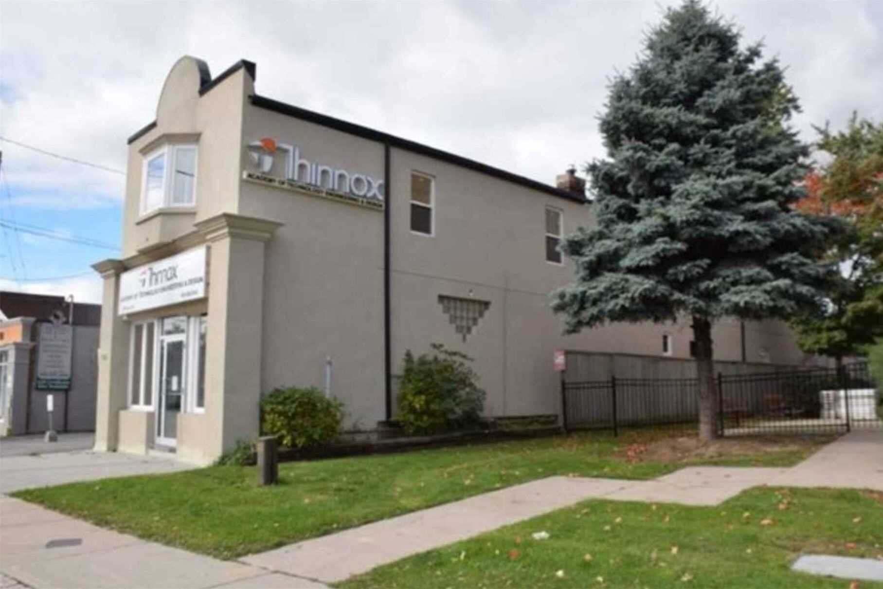 Buliding: 755 Lakeshore Road East, Mississauga, ON