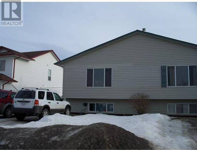 Townhouse for sale at 10307 90 St Unit B Fort St. John British Columbia - MLS: R2443166