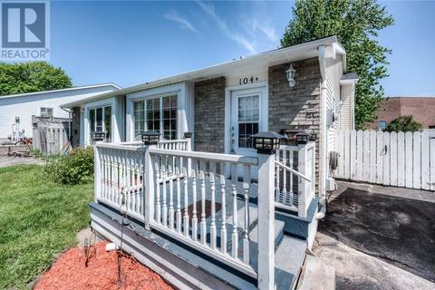 House for sale at 104 Northlake Pl Unit B Waterloo Ontario - MLS: 30737567
