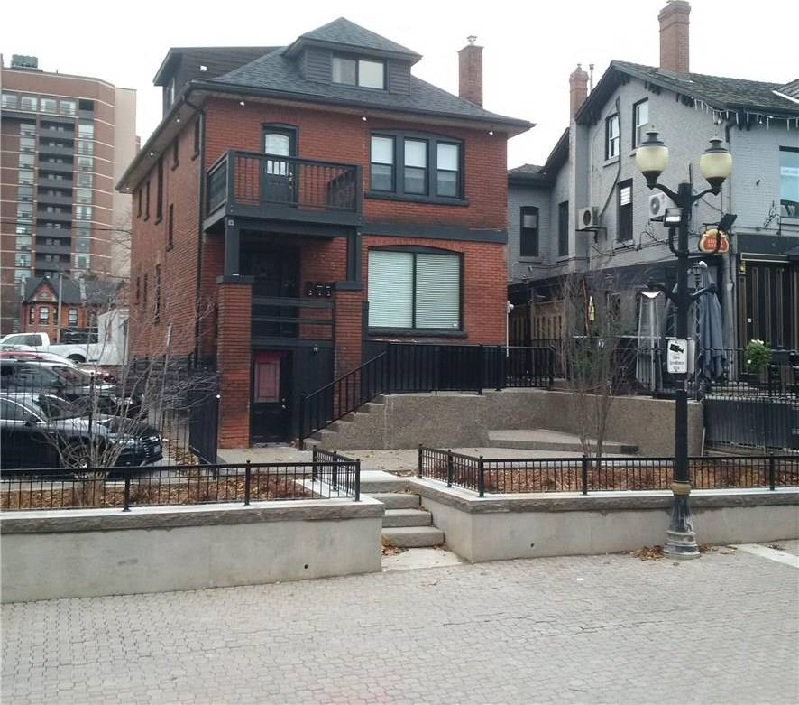 Commercial property for lease at 105 Main Floor St Apartment B Hamilton Ontario - MLS: H4055551