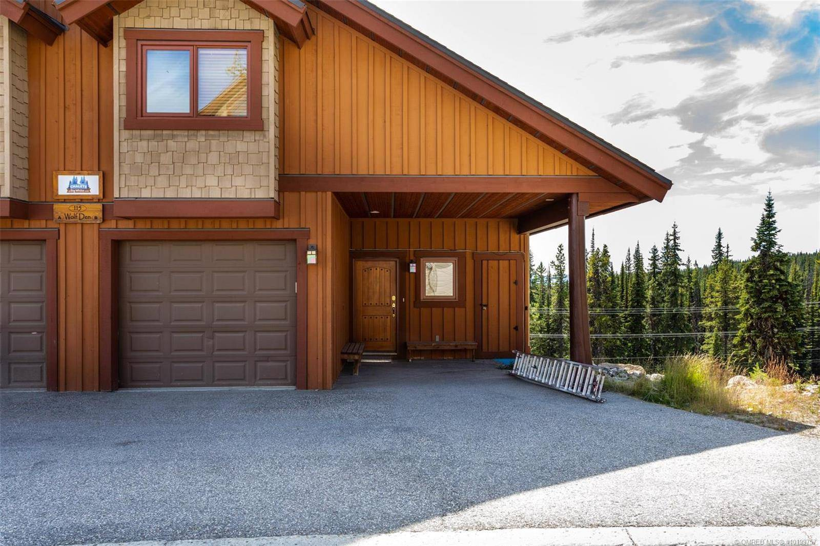 Townhouse for sale at 115 Forest Ln Unit #B Big White British Columbia - MLS: 10199757